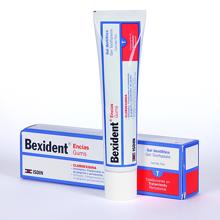 Farmacia Jiménez | Bexident Encías Gel Dentífrico 75 ml