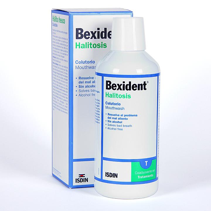 Farmacia Jiménez | Bexident Halitosis Colutorio 500 ml