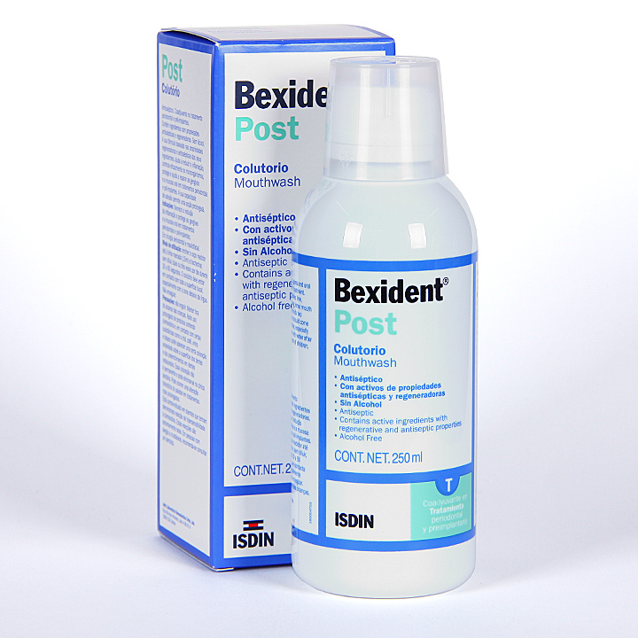 Farmacia Jiménez | Bexident Post Colutorio 250 ml
