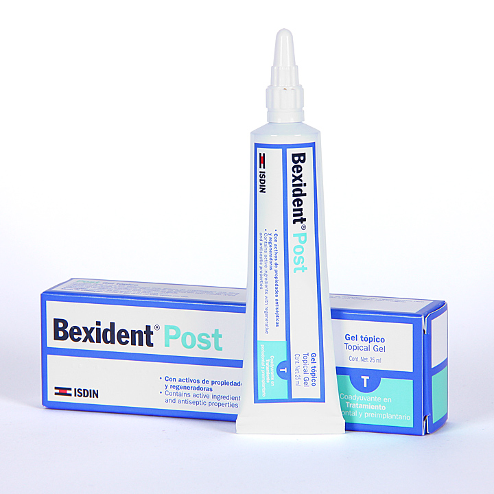 Farmacia Jiménez | Bexident Post Gel 25 ml