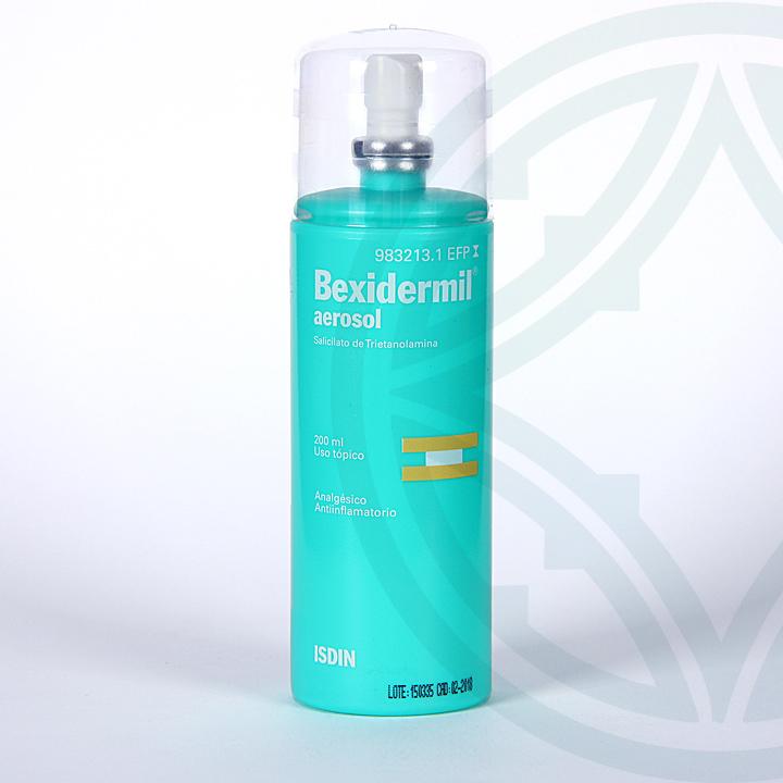 Farmacia Jiménez | Bexidermil 100 mg/ml aerosol tópico