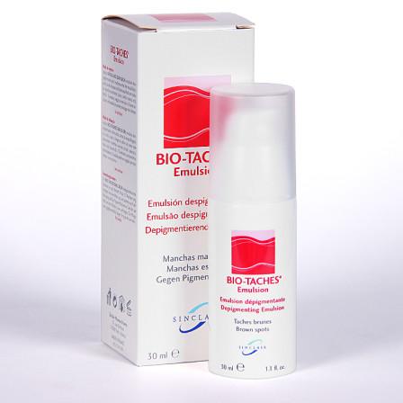 Farmacia Jiménez | Bio-Taches Sinclair Emulsión despigmentante 30 ml