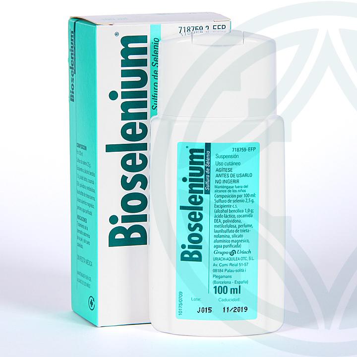 Farmacia Jiménez   Bioselenium suspensión tópica 100 ml