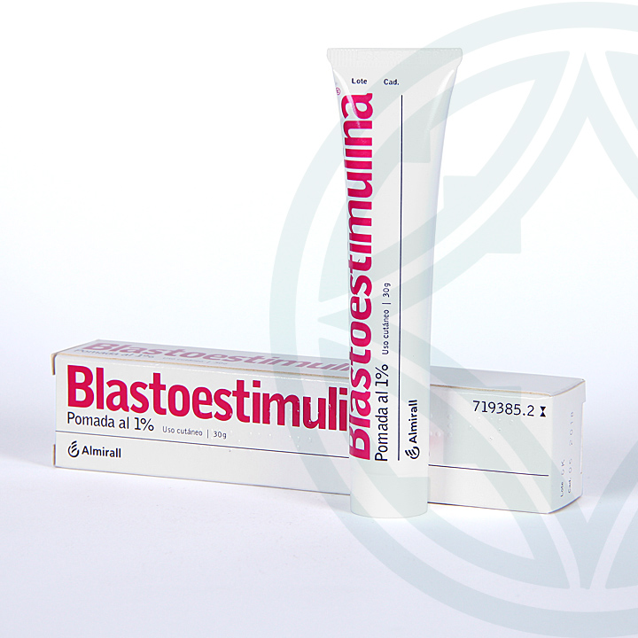 Farmacia Jiménez | Blastoestimulina Tópica pomada 30 g
