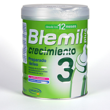 Farmacia Jiménez | Blemil Plus 3 Crecimiento 800 g