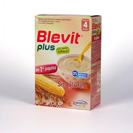 Farmacia Jiménez | Blevit Plus Sin Gluten 300 g