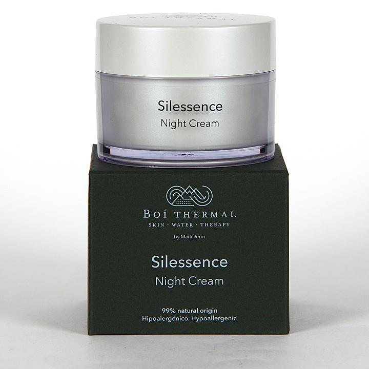 Farmacia Jiménez | Boí Thermal Silessence Crema de noche 50 ml