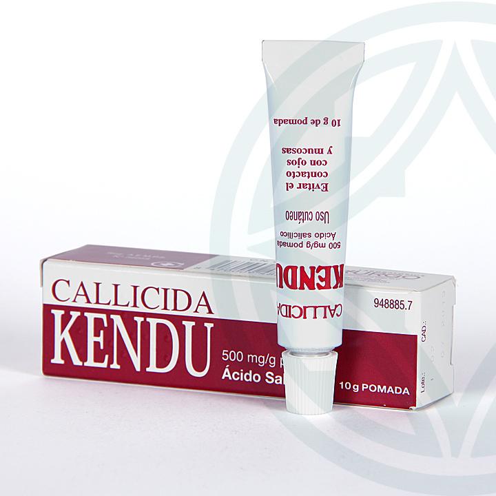 Farmacia Jiménez | Callicida Kendu pomada 10 g