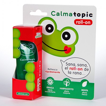 Farmacia Jiménez | Calmatopic Roll-on 30ml