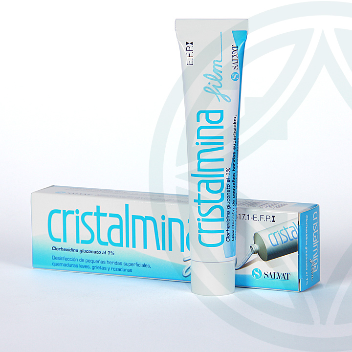 Farmacia Jiménez | Cristalmina Film gel 30 g