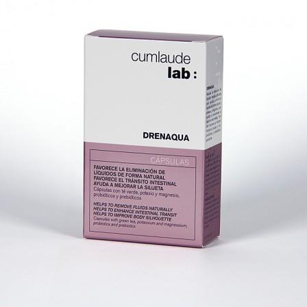 Farmacia Jiménez | Cumlaude Drenaqua 30 cápsulas