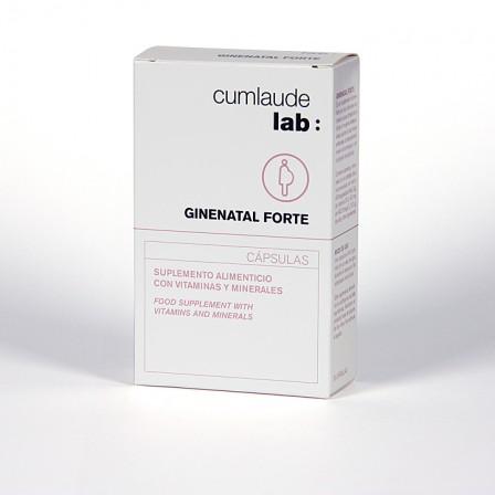 Farmacia Jiménez | Cumlaude Ginenatal Forte 30 cápsulas