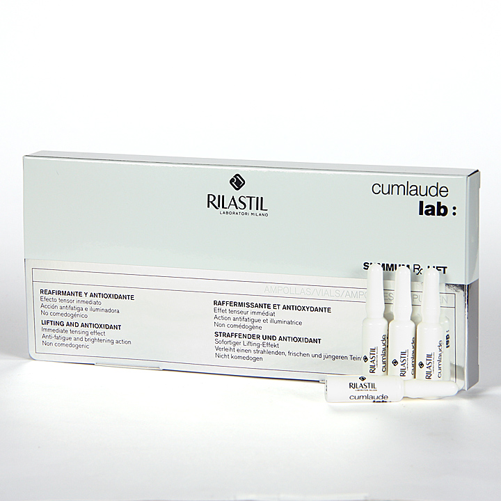Farmacia Jiménez | Cumlaude Rilastil Summum Rx Lift 10 ampollas