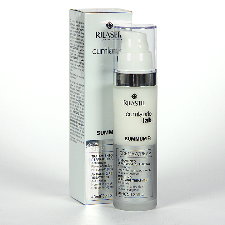 Farmacia Jiménez | Cumlaude Rilastil Summum Rx Crema 40 ml