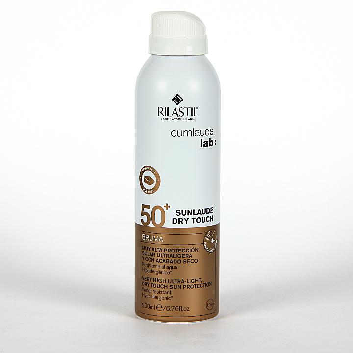 Farmacia Jiménez | Cumlaude Sunlaude Dry Touch SPF50 200 ml