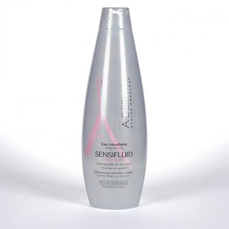 Farmacia Jiménez | A-Derma Sensifluid Agua micelar desmaquillante 500 ml promoción