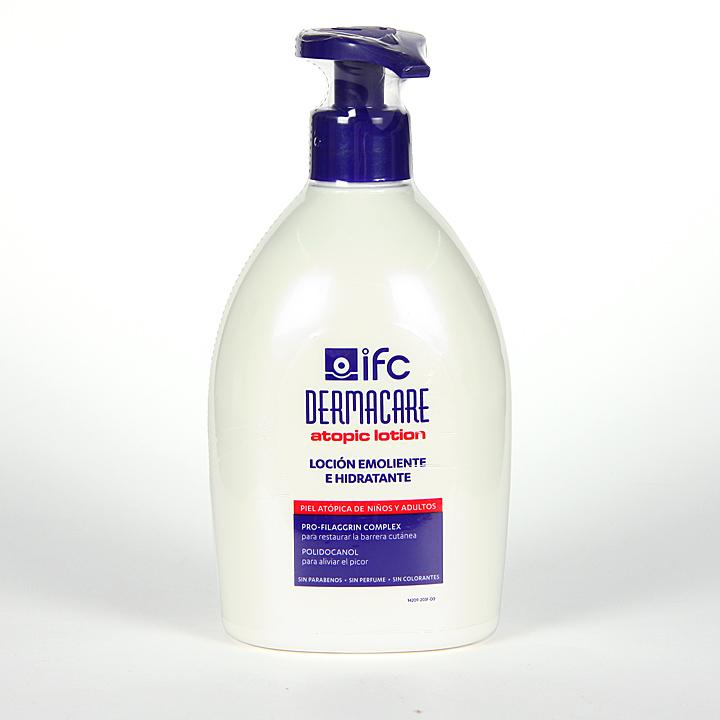 Farmacia Jiménez | Dermacare IFC Atopic Lotion Emoliente 500 ml
