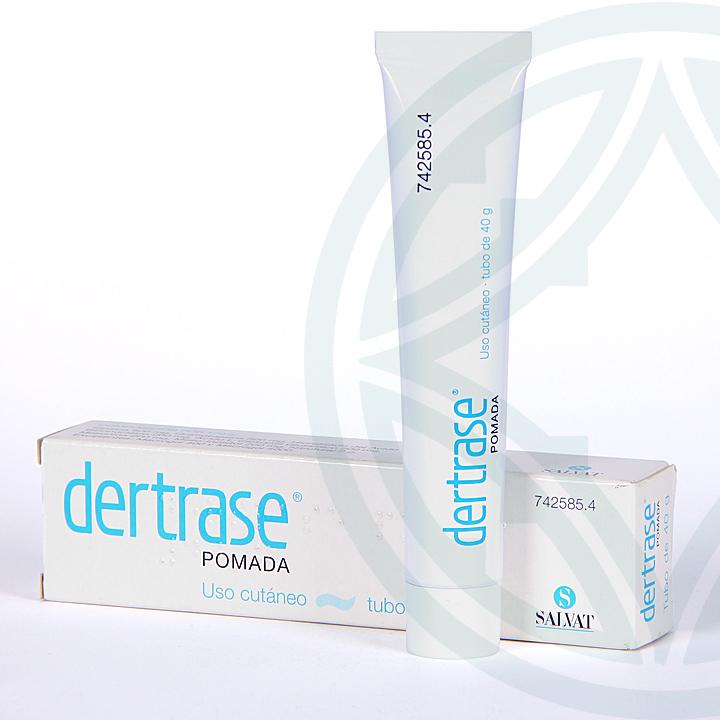 Farmacia Jiménez | Dertrase pomada 40 g