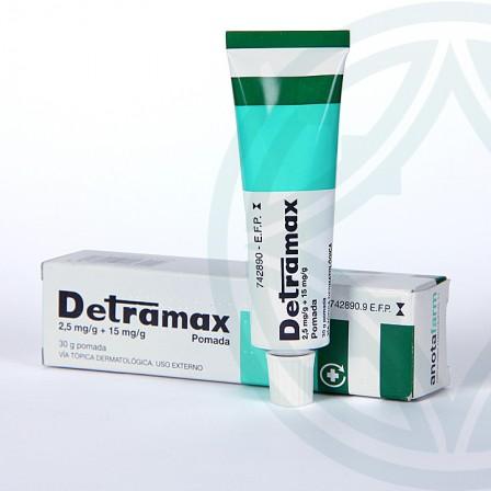 Farmacia Jiménez | Detramax pomada 30 g