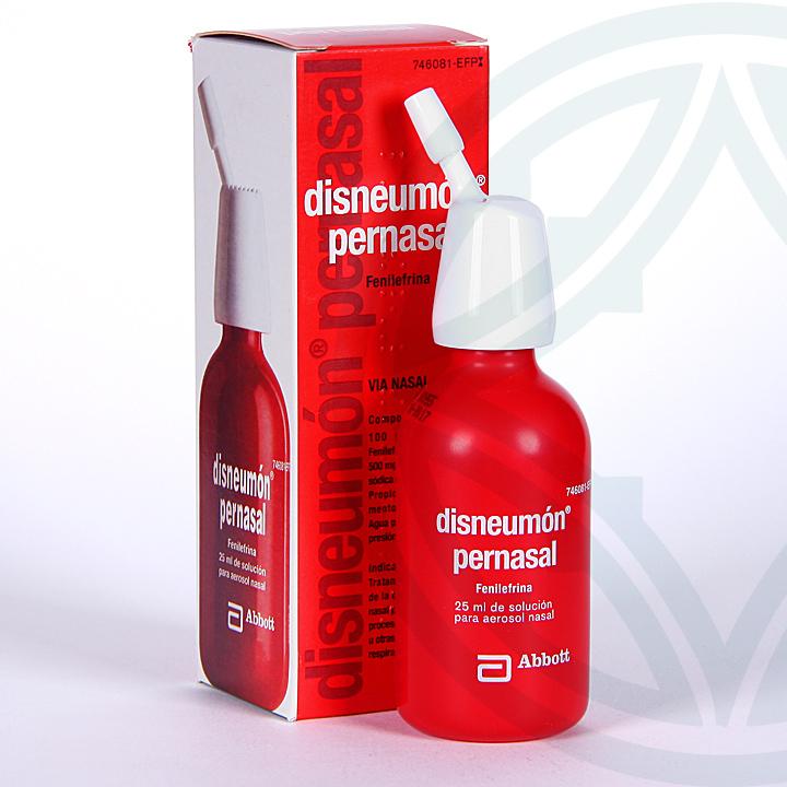 Farmacia Jiménez | Disneumon Pernasal nebulizador nasal