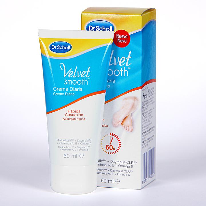Farmacia Jiménez | Dr.Scholl Velvet Smooth Crema diaria 60 ml