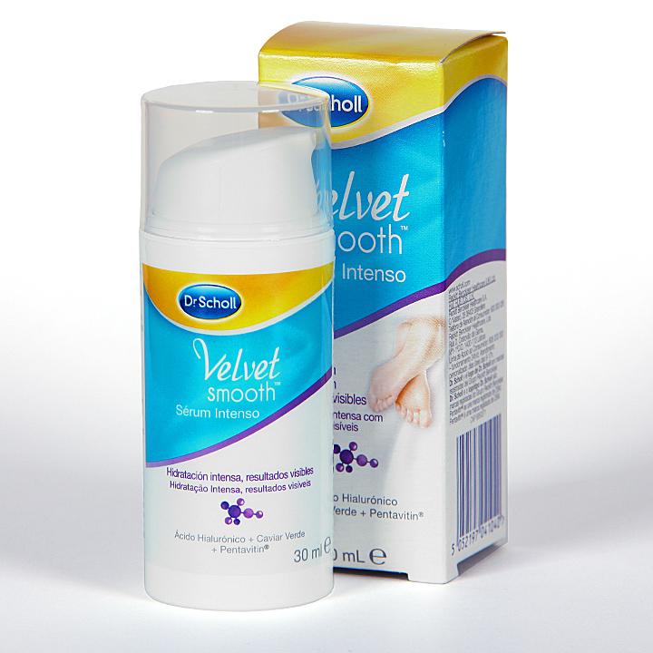 Farmacia Jiménez   Dr.Scholl Velvet Smooth Serum Intenso 30 ml