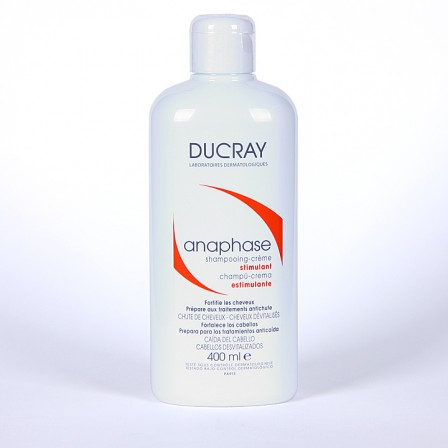 Farmacia Jiménez | Ducray Anaphase Champú 400 ml