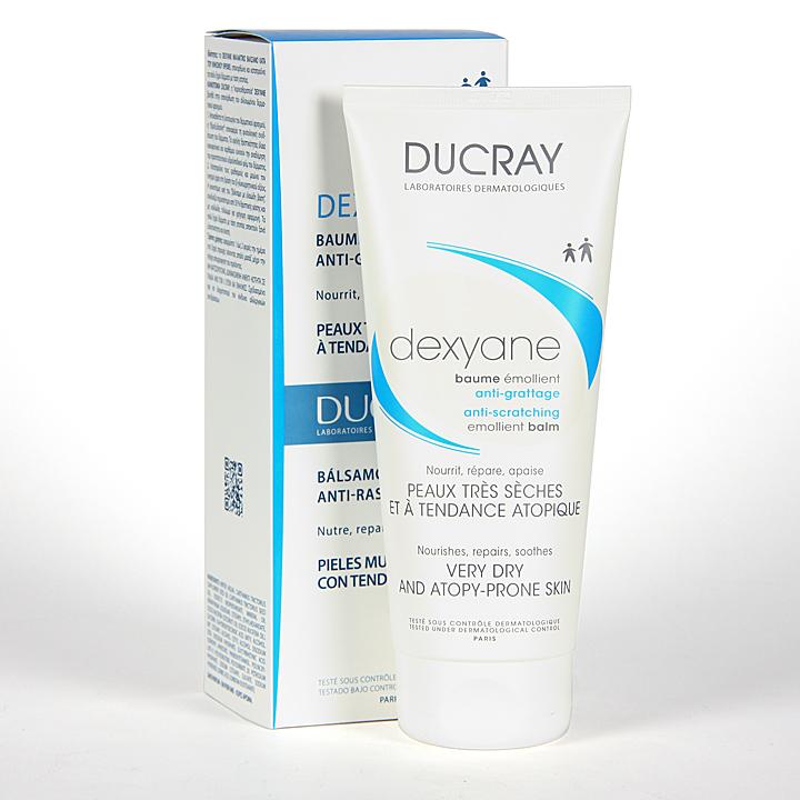 Farmacia Jiménez | Ducray Dexyane Bálsamo anti-rascado 200 ml