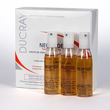 Farmacia Jiménez | Ducray Neoptide Loción 3X30 ml