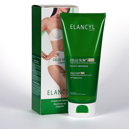 Farmacia Jiménez | Elancyl Klorane Cellu Slim 45+ Antiflacidez 200 ml