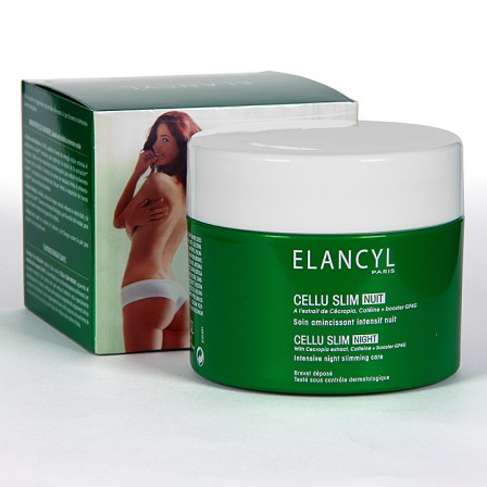 Farmacia Jiménez   Elancyl Klorane Cellu Slim noche 250 ml