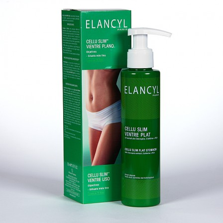 Farmacia Jiménez | Elancyl Klorane Cellu Slim vientre plano 150 ml