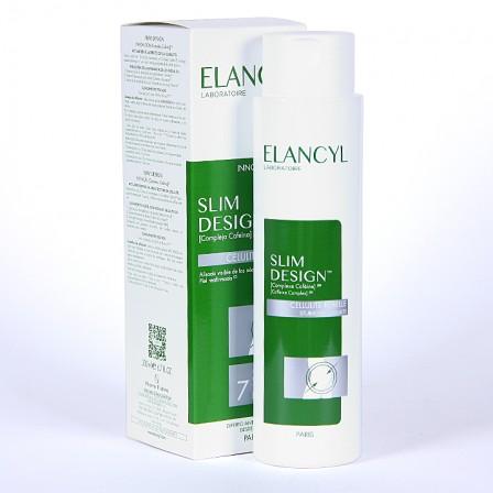 Farmacia Jiménez | Elancyl Klorane Slim Desing Celulitis Rebelde 200 ml
