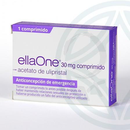 Farmacia Jiménez   EllaOne 30 mg 1 comprimido