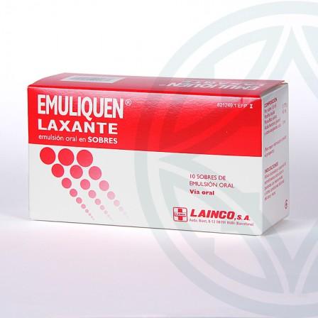 Farmacia Jiménez | Emuliquen Laxante 10 sobres