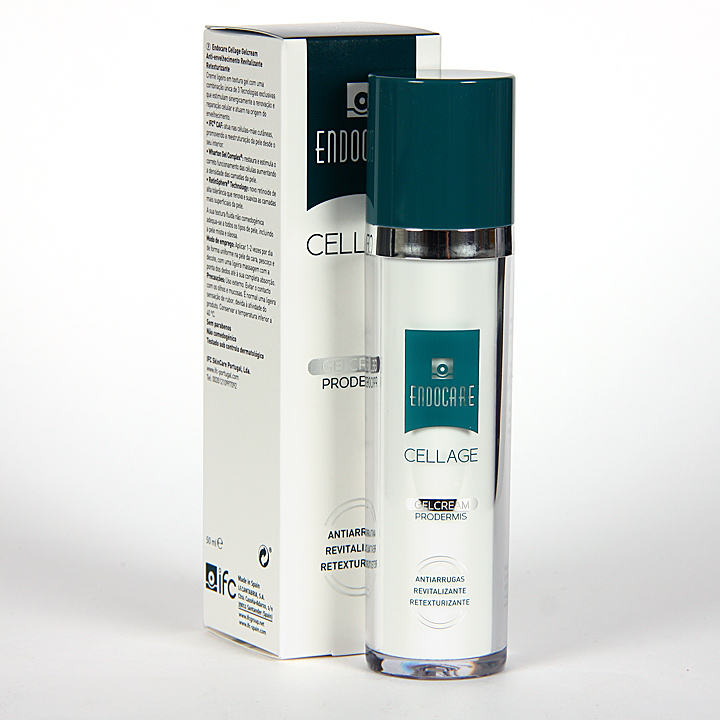 Farmacia Jiménez | Endocare Cellage Gelcrema Prodermis 50 ml