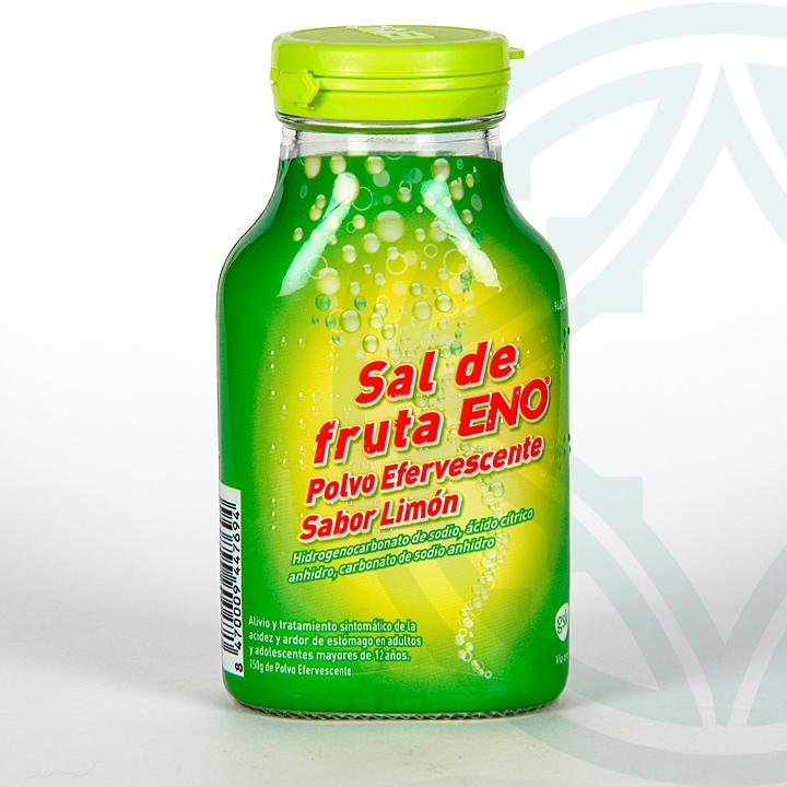 Farmacia Jiménez | Eno Sal de Fruta Limón polvo efervescente 150 g