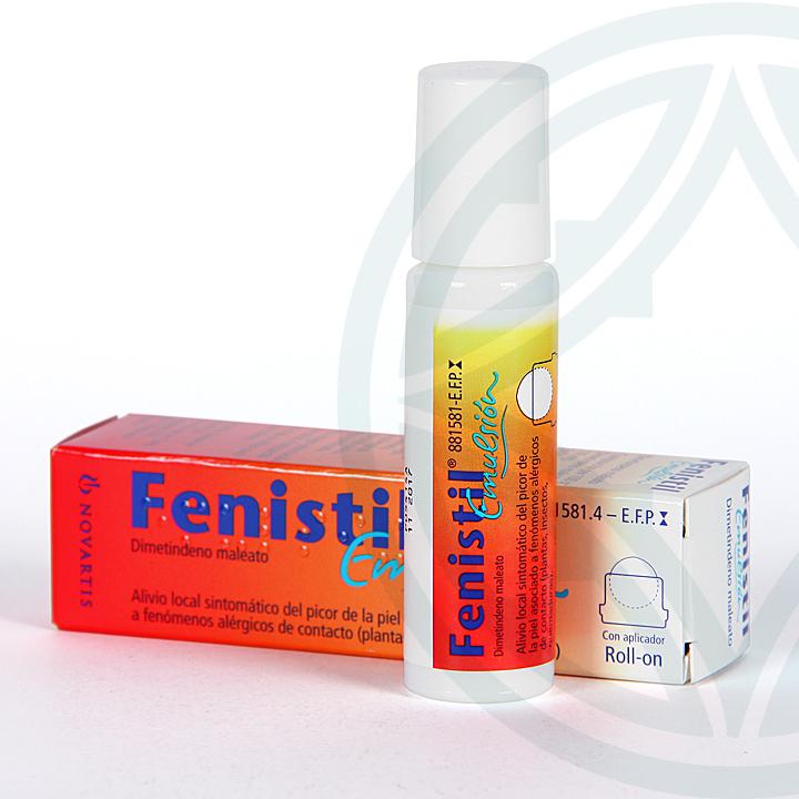 Farmacia Jiménez | Fenistil emulsión tópica roll-on 8 ml