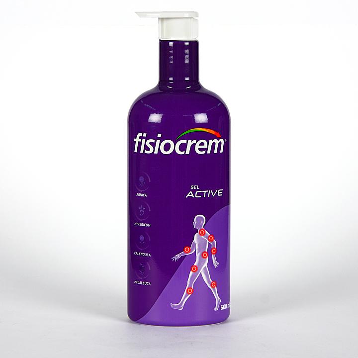 Farmacia Jiménez | Fisiocrem Solugel 600 ml