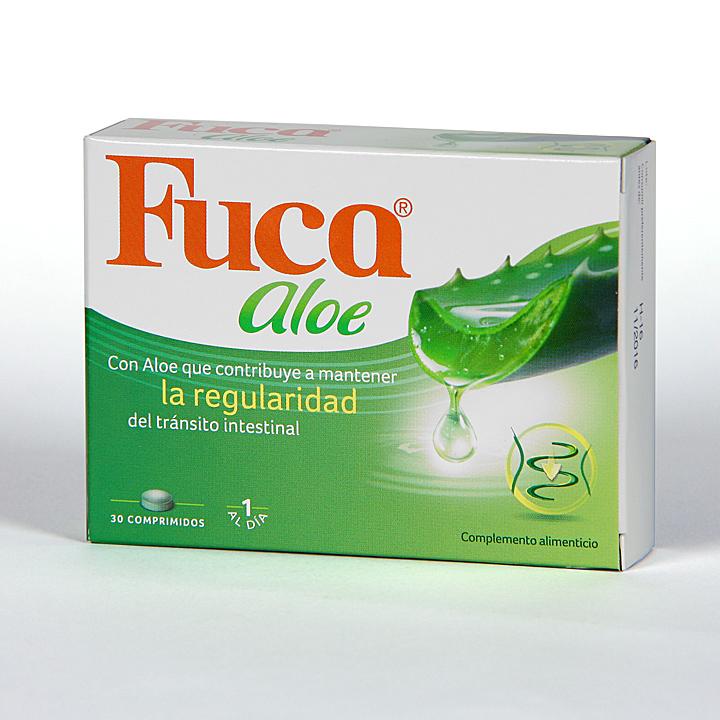 Farmacia Jiménez | Fuca Aloe 30 comprimidos