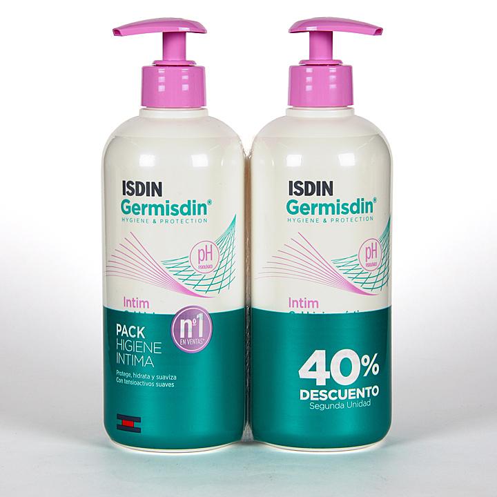 Farmacia Jiménez | Germisdin Higiene íntima femenina 500 ml Duplo