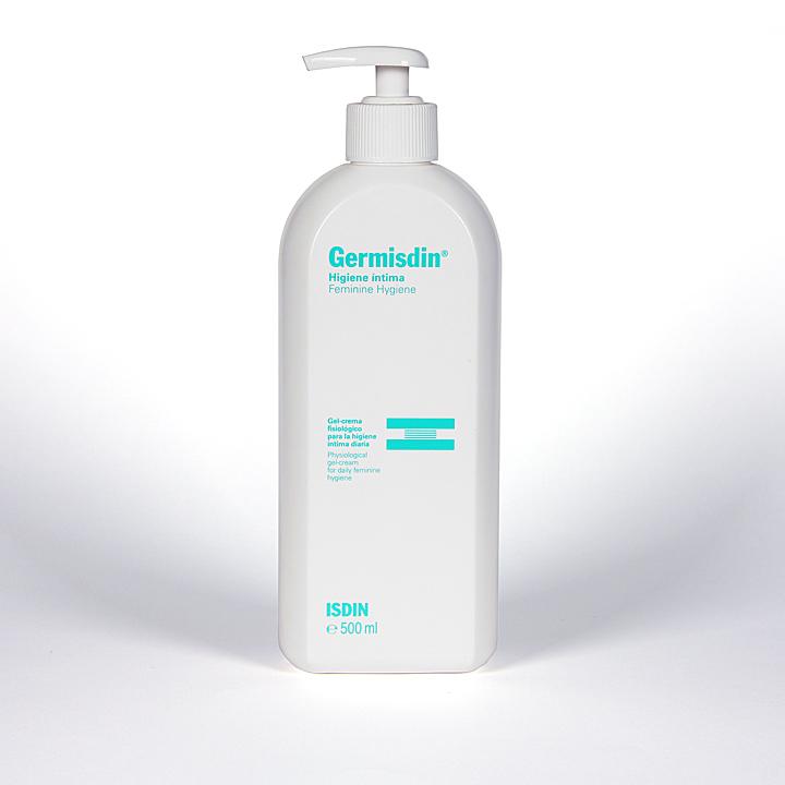Farmacia Jiménez | Germisdin Higiene íntima femenina 500 ml