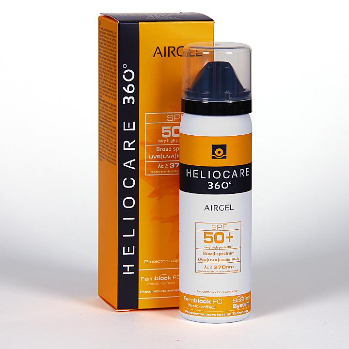 Farmacia Jiménez | Heliocare 360º Airgel SPF 50+ 60 ml