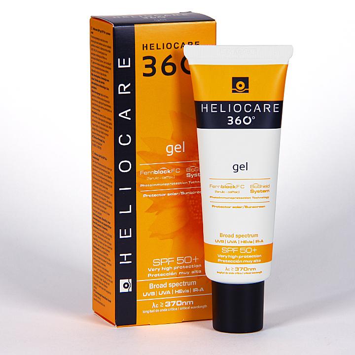 Farmacia Jiménez | Heliocare 360º Gel SPF 50+ 50 ml