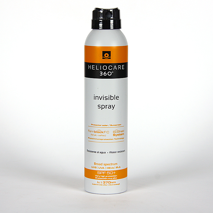 Farmacia Jiménez | Heliocare 360º Spray Invisible SPF 50 200 ml