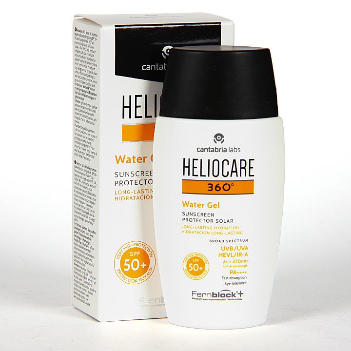 Farmacia Jiménez | Heliocare 360º Water Gel SPF 50+ 50 ml