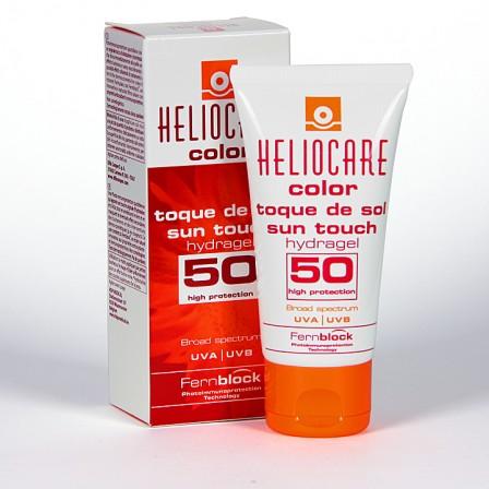Farmacia Jiménez | Heliocare SPF 50 Toque de sol 50 ml