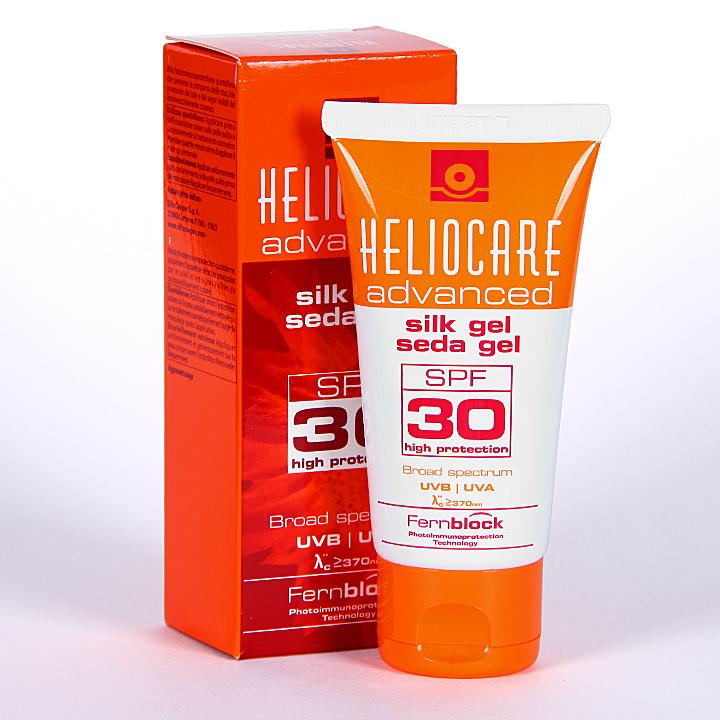 Farmacia Jiménez | Heliocare SPF 30 Seda Gel 50 ml