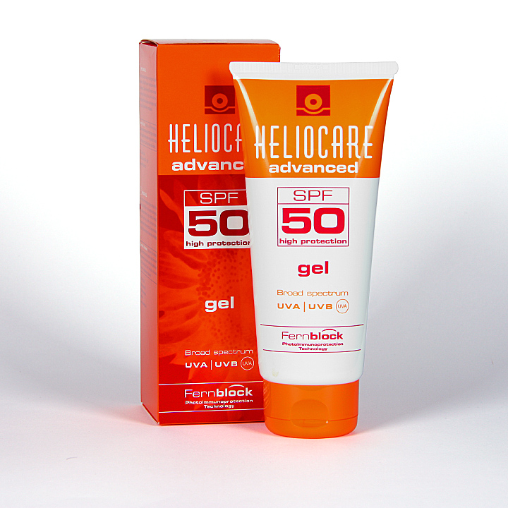 Farmacia Jiménez | Heliocare SPF 50 Gel 200 ml