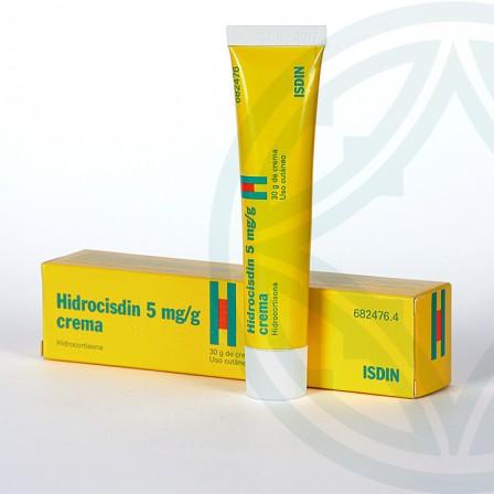Farmacia Jiménez | Hidrocisdin crema 30 g
